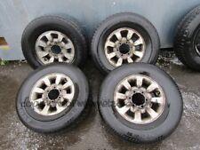 Mitsubishi Delica L400 L300 94-96 2.8 alloy wheel set alloys x4 215 80 15 225 80