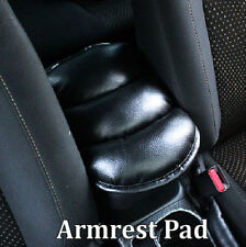 Car Armrest Arm Rest Topping Support Mat Liner Pad Console Storage Box Cover Top