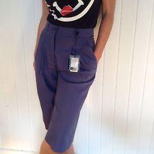 BNWT JIL SANDER 3/4 Length Trousers Size 32 RRP £269
