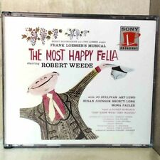The Most Happy Fella by Original Cast (CD, 1991, 2 Discs, Sony Classical) 6998