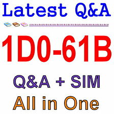 CIW Site Development Associate 1D0-61B Exam Q&A PDF+SIM