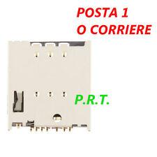 LETTORE SIM CARD READER PER MOTOROLA Moto G XT1032 XT1033 xt1035
