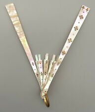 Vintage Mother of Pearl Hand Fan Frame