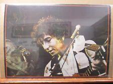 Bob Dylan  Singer 1970's Vintage  Poster Inv#G1728
