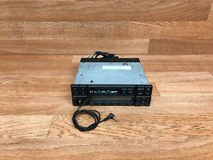 MERCEDES W140 W210 W202 S320 AM FM RADIO STEREO CASSETTE BECKER OEM (94_00)
