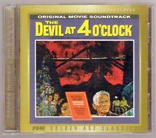 George Duning: The devil at 4 O'clock/ Sol Kaplan: The victors CD FSM Soundtrack
