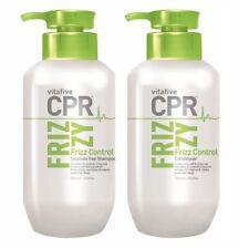 Vita 5 CPR Frizzy Shampoo & Conditioner 900ml (VitaFive) Sulfate - Paraben Free