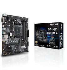 Asus B450 Amd Ryzen 2 Micro Atx Gaming Motherboard Am4 Ddr4 Hdmi Dvi Vga M.2 Usb