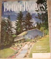 Better Homes & Gardens Magazine Vintage Aug 1950 Recipes Illustrations 300+ Pgs