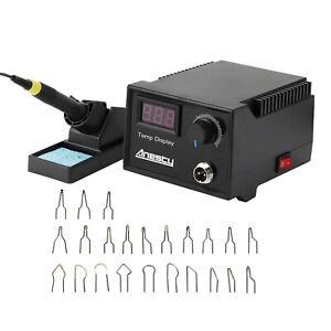 Brandmalerei Brennpeter Profi mit Brennstift Brandmalkolben ,Digital Regelbar
