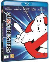 Ghostbusters Deluxe Region Free Blu Ray