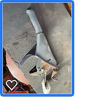Honda Civic parking brake
