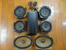 Bose 9-Piece Car Sound System *Powered* Speakers Honda Saber Acura TL 1996-98
