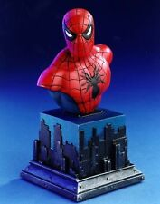 Bowen Designs Spider-Man  Mini Bust #2170 of 12,000   Box VF  Kept in dust free