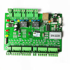 Wg2002.Net Lan/Wan Tcp/Ip 2 Door 20K Users 100K Records Access Controller Board