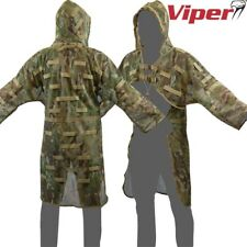 Viper Tactical Lightweight Mesh Concealment Vest Mens camouflage ghillie airsoft