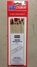 PECO SL-8356 HO Code 83 Inspection Pit (Kit) modular design    MODELRRSUPPLY-com