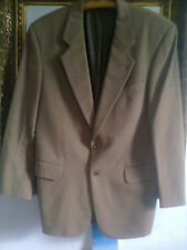 HUGO BOSS JACKET PURE CASHMERE LOVELY SAND COLOUR.