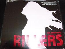 The Killers Mr Brightside Rare Australian Tour Enhanced CD Single - Like New