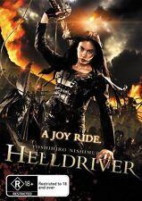 Helldriver (DVD, 2011, 2-Disc Set) *Monster Pictures* *Region 4*