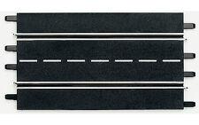 "Carrera Standard Straight 13.58"" / 34.5 cm for slot car track, 4/pk 20509"