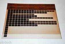 Microfich Ersatzteilkatalog Jaguar XJ-S H. E. - Stand 02/1984