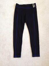 NWT New York & Company Lounge Pant Leggings Women's Size M Black