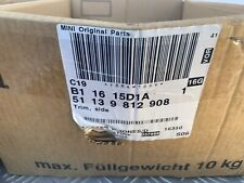 GENUINE MINI COUNTRYMAN PACEMAN S RIGHT O/S GLOSS BLACK TURN SIGNAL TRIM 9812908