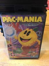 Pac-Mania (Sega Genesis, 1991) complete