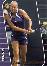 (36) ANNA KOURNIKOVA 2000 Collector's Edge *GLOSSY* Tennis 1st Card #AK3 RC LOT
