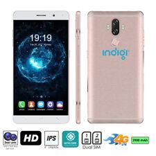 Indigi 4G LTE Unlocked 6-inch Android 7 SmartPhone Fingerprint Scan + 13MP Cam