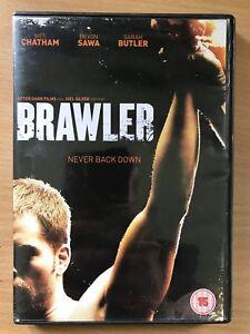Brawler DVD 2012 Sports NCAA Wrestling Drama Movie aka The Philly Kid