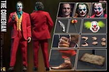 TOYS ERA 1/6 Joker Clown Joaquin Phoenix W/ 3pcs Head Sculpt Action Figure