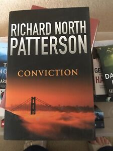 Conviction by Richard North Patterson (Hardback, 2005)