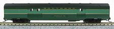 N Budd Passenger 72' Baggage Car Southern Railway (2-Tone Green) (1-41340)