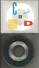 TANITA TIKARAM We Almost got it together PROMO Radio DJ CD single 1990 MINT USA