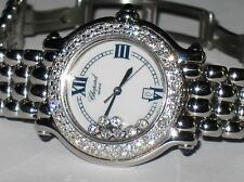 Womens Chopard Happy Sport - Diamonds Everywhere