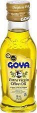 Goya Extra Virgin Olive Oil First Cold Press 3 FL OZ