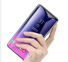 Für Samsung Galaxy S9 4D Panzer Glas  Curved Display Schutz Folie Full Schwarz