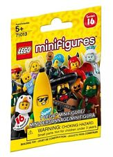 Lego Collectible Minifigure 71013 (Sealed Blind Bag)  Series 16