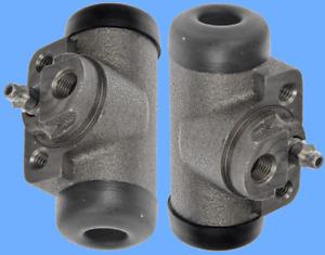 2 Drum Brake Wheel Cylinders REAR L & R Replace OEM # 4423601