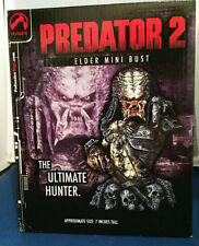 PREDATOR 2 ELDER MINI BUST : THE ULTIMATE HUNTER