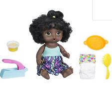 Baby Alive Super Snacks Snackin' Noodles Doll - Black Hair