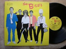 THE B-52'S SELF-TITLED FIRST 1ST DEBUT lp WARNER BROS QBS 3355 CANADA 1979