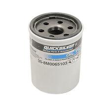 Quicksilver Oil Filter for Mercury Yamaha Honda > 15PS 4T 8M0065103 822626Q05