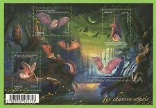 2013 Bloc N° F4739 LES CHAUVES-SOURIS  NEUF**LUXE