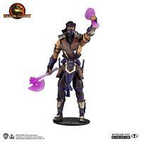 "McFarlane Mortal Kombat Sub-Zero Winter Purple 7"" Action Figure *PRE-ORDER* NEW"