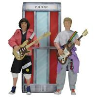 """NECA Bill And Ted'S Excellent Adventure 8"""" Clothed Action Figure 2-Pack"""