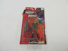 1997 GALOOB STARSHIP TROOPERS BUG THRASHER CARMEN IBANEZ FIGURE SEALED