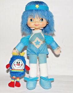 Regina Regenbogen /Rainbow Brite Buddy Blue / Bubi Blauschuh